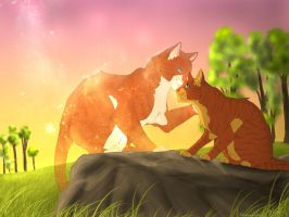 From StarClan by Mizu-no-Akira