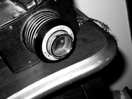 Old Camera by BokehSmile