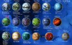 Stars in Shadow: Special Planet Types by AriochIV