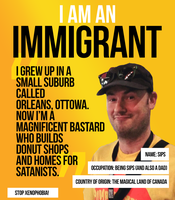 Sips is an Immigrant by KestrelTown
