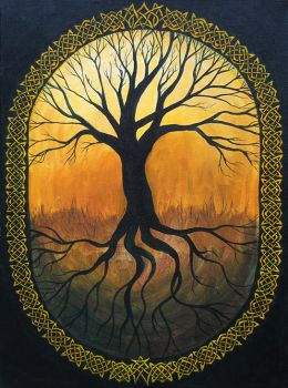 Tree of Life by Pyrra