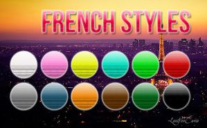 French Styles by LexiVonEerie
