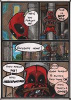 Deadpool ACEO by superupaman