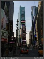 Times Square by Day by Aideon