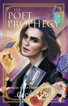 Cover art for The Poet and the Prophecy by foxestacado