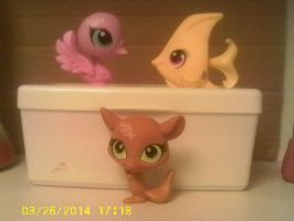 Littlest Pet Shop Critters by AnnieSmith