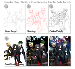 Step By Step - Reality's Cocophany by CecilliaBelleLacroix