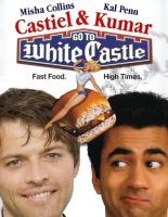 Castiel Goes to White Castle by Blissful-DeathTrap