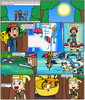Super Legend Heroes Page 1 by Mighty355