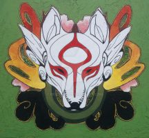 Okami Paintwork by Reicandy
