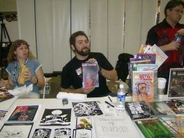 Wizard World Table by JamesRiot