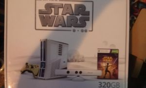 My New Limited Edition Star Wars XBox 360 by Coffee-N-Computers