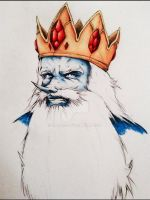 Ice King by MrJago