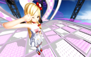 MMD Kitty'er Wallpapaper by thechevaliere
