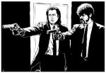 Pulp Fiction by admat