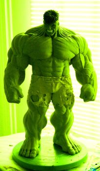 Hulk update2 by sup3rs3d3d