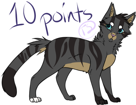 Adopt [closed sold] by ThrushsongDraws