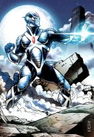 cylon in action by AdmiraWijaya