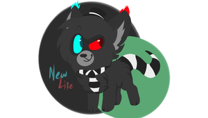 New Life - Chibi ref by Sniperisawesome