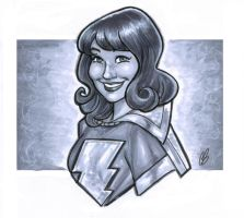 Marvelous Mary Marvel by BigChrisGallery