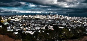 San Francisco City Landscape 001 by leographics