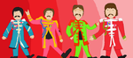 Sgt. Pepper's Lonely Hearts Club Band by thatbeatleperson