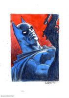 Jose Luis Garcia Lopez The Shadow of the Bat by Club-Batman