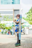 Kantai Collection Kaga by MonicaWos