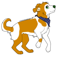 Dog Adopt 2(ADOPTED) by MartyMurray