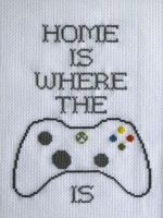 home -where the controller is by Beyond-insane
