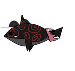 My Animal Jam/shark Tale Oc by yummygummybear3