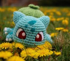 Tamed Bulbasaur appeared! by aphid777