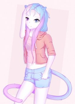 Nina [request] by NyekoNyan