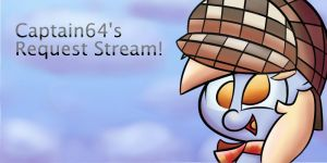 New Banner for Streams by Captain64
