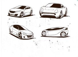 cars by yankor