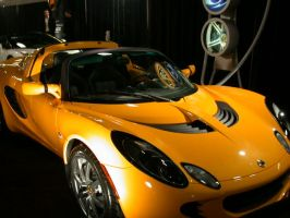 The Lotus Elise by shakespeare101