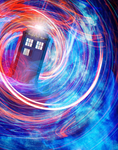 TARDIS series - The Tenth Doctor by girl-withagun