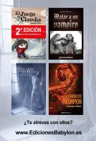 Coleccion Krypa by ediciones-babylon