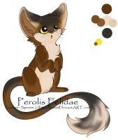 Perolis Felidae Adopt 1 -CLOSED- by purelyadoptable