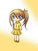 ChibiMania.:Yellow:. by Kate-san