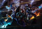 Mass Effect 3: At Any Cost by Arkis