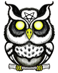 Owl by ShayneOtheDead