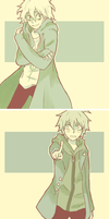 shsl luck by condofixed