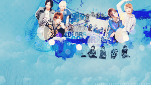Alice Nine Wallpaper 3 by ParanoiaGod69