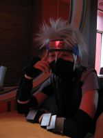 Young Kakashi by ToraCosplayers