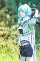 Sinon by m84ph