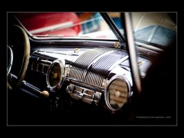 Ford Deluxe Dash by Colin-LOCP