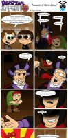 Assassin's of Notre Dame by DairyBoyComics