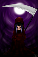 The... Grim Reaper??? - Remake by IneMiSol