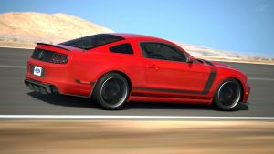 2013 Ford Mustang Boss 302 (Gran Turismo 6) by Vertualissimo